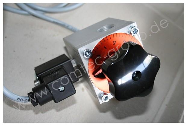 burner valve LKV