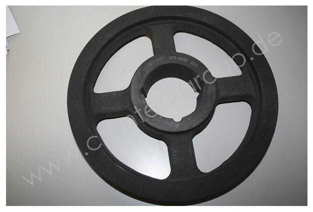 V-belt disc
